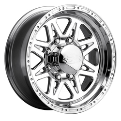 Raceline Wheels 888 Renegade 8 - Polished Rim - 16x10