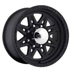 Raceline Wheels 892 Renegade 8 - Black Rim - 16x10