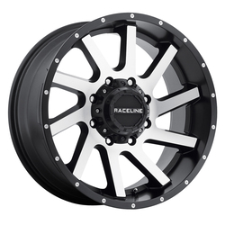 Raceline Wheels 932M Twist - Machined - 20x9