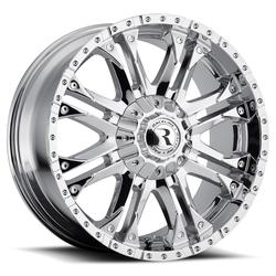 Raceline Wheels 995C Octane-Chrome Rim