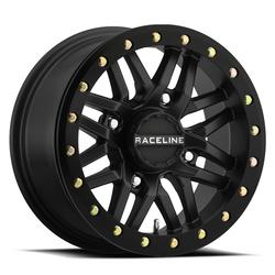 Raceline Wheels A91B Ryno Beadlock - Black