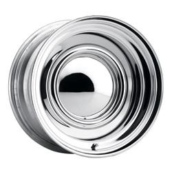 Allied Wheel 60 Smoothie - Chrome Rim