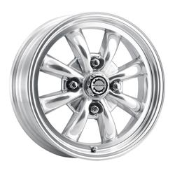 Mobelwagen Wheels MW Blitz - Polished Rim - 15x5.5