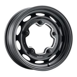 Mobelwagen Wheels MW Interceptor - Black Milled Rim - 15x4.5
