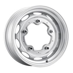Mobelwagen Wheels MW Interceptor - Silver Rim - 15x4.5