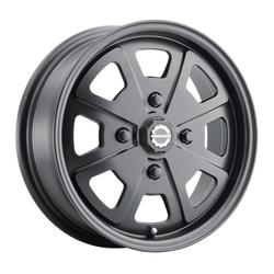 Mobelwagen Wheels MW Schnell - Black Rim - 15x5.5