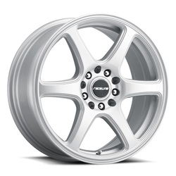 Raceline Wheels 146S Matrix - Gloss Silver - 14x5.5