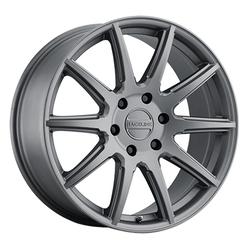 Raceline Wheels 159 Spike - Gunmetal Rim