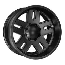 Raceline Wheels 601 Flow Form Magnitude - Matte Black Rim