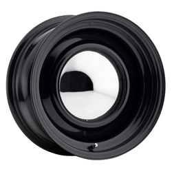 Raceline Wheels 61B Smoothie - Gloss Black Rim - 15x5