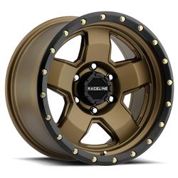 Raceline Wheels 937BZ Combat - Bronze