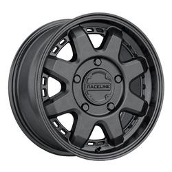 Raceline Wheels 947 Scout - Satin Black Rim