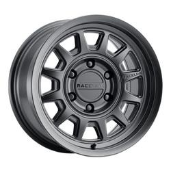 Raceline Wheels 952 Aero HD - Satin Black Rim