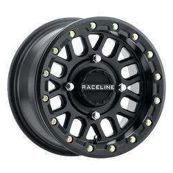 Raceline Wheels A93B Podium - Black True Beadlock Rim