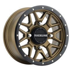 Raceline Wheels A94BZ Krank - Bronze Simulated Beadlock Rim