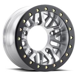 Raceline Wheels RT291M Ryno Beadlock - Machined Rim - 15x4.5