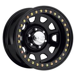Raceline Wheels Raceline Wheels RT51 Daytona Beadlock - Black