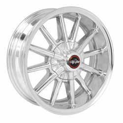 Racestar Wheels 34 Rattler - Polished Rim - 15x5