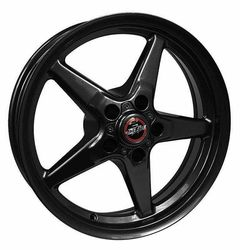 Racestar Wheels 92 Drag Star - Gloss Black Rim