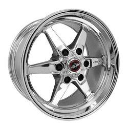 Racestar Wheels 93 Truck Star - Chrome Rim