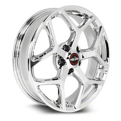 Racestar Wheels Racestar Wheels 95 Recluse - Chrome - 18x10.5