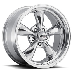 Rev Wheels Rev Wheels 100 Classic - Polished - 15x6