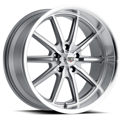 Rev Wheels 110 Classic - Anthracite Rim - 17x7