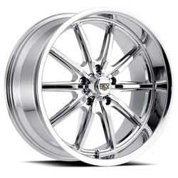 Rev Wheels 110 Classic - Chrome Rim - 20x9.5