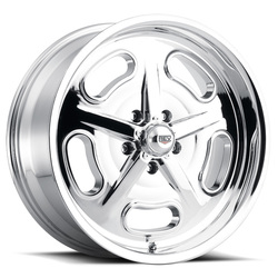 Rev Wheels 111 Classic Salt Flat - Chrome - 20x9.5