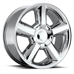 OE Replica Wheels 580 - Chrome Rim