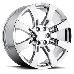 OE Replica Wheels 582 - Chrome Rim