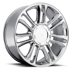 OE Replica Wheels 585 - Chrome Rim