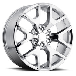 OE Replica Wheels 586 - Chrome Rim - 26x10