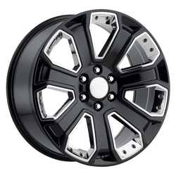 OE Replica Wheels 588 - Gloss Black Rim