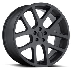 OE Replica Wheels 589 - Matte Black Rim