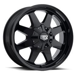 Rev Wheels 823 Offroad - Gloss Black Rim