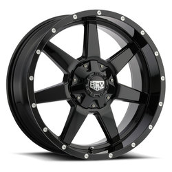 Rev Wheels 875 Offroad - Gloss Black Rim