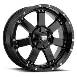 Rev Wheels 885 Offroad - Gloss Black Rim