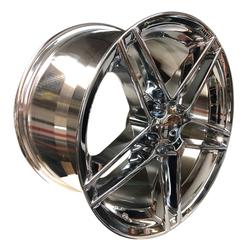 Rev Wheels 236C C6 Z06 - Chrome Rim