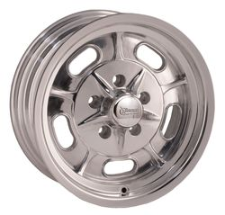 Rocket Racing Wheels Igniter - Polished - 16x4.5