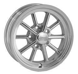 Rocket Racing Wheels Launcher - Polished Rim - 15x4.5
