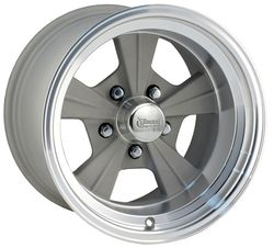 Rocket Racing Wheels Strike - As Cast / Machined Rim - 15x4.5