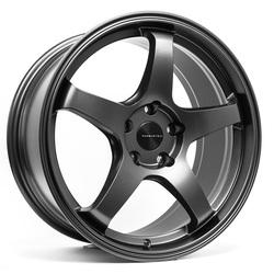 Rosenstein Wheels CR - Matte Gunmetal Rim