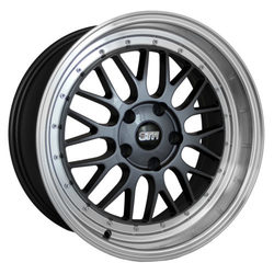 STR Racing Wheels STR 601 - Gunmetal Rim