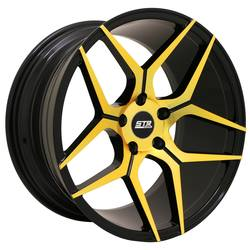 STR Racing Wheels STR 603 - Magic Gold Rim