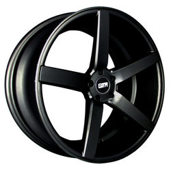 STR Racing Wheels STR 607 - Gloss Black Rim