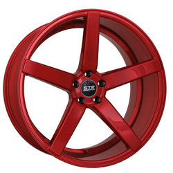 STR Racing Wheels STR 607 - Candy Red Rim