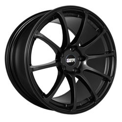 STR Racing Wheels STR 610 - Gloss Black Rim