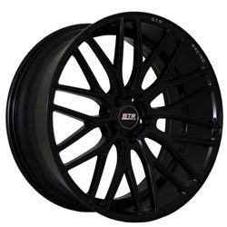 STR Racing Wheels STR 615 - Gloss Black