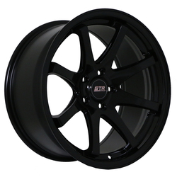 STR Racing Wheels STR 903 - Gloss Black
